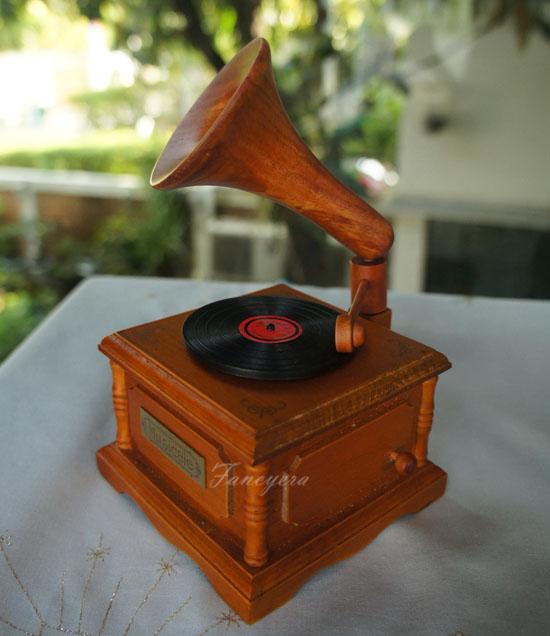 หีบดนตรีไขลาน