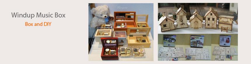 Box and DIY Music Box